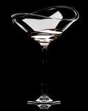 γυαλί martini Στοκ Φωτογραφία