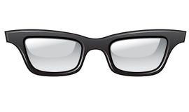 γυαλιά άσχημα Στοκ φωτογραφία με δικαίωμα ελεύθερης χρήσης