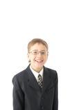 γυαλιά αγοριών Στοκ Εικόνες