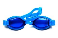 Γυαλιά για την κολύμβηση Στοκ Φωτογραφίες
