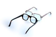 γυαλιά δύο Στοκ Εικόνα