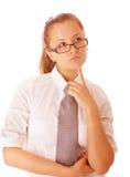 γυαλιά επιχειρηματιών Στοκ Φωτογραφίες