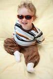 γυαλιά ηλίου αγοριών Στοκ Εικόνα