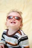 γυαλιά ηλίου παιδιών Στοκ φωτογραφία με δικαίωμα ελεύθερης χρήσης