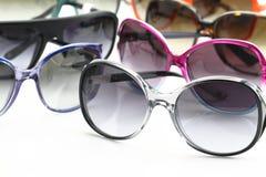 γυαλιά ηλίου συλλογής Στοκ εικόνα με δικαίωμα ελεύθερης χρήσης