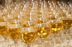 Γυαλιά κρασιού Στοκ Εικόνα