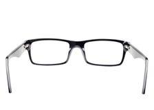 Γυαλιά ματιών που φαίνονται από την πίσω όψη Στοκ εικόνα με δικαίωμα ελεύθερης χρήσης
