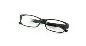 Γυαλιά μαυρισμένων ματιών που απομονώνονται Στοκ φωτογραφία με δικαίωμα ελεύθερης χρήσης