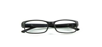 Γυαλιά μαυρισμένων ματιών που απομονώνονται Στοκ Εικόνες