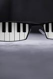 γυαλιά μπλε Στοκ Εικόνες