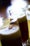 γυαλιά μπύρας Στοκ φωτογραφία με δικαίωμα ελεύθερης χρήσης