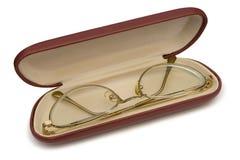 γυαλιά περίπτωσης Στοκ Εικόνες