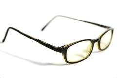 γυαλιά που απομονώνοντα Στοκ φωτογραφία με δικαίωμα ελεύθερης χρήσης
