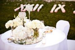 Γυαλιά που τίθενται γαμήλια Στοκ φωτογραφία με δικαίωμα ελεύθερης χρήσης