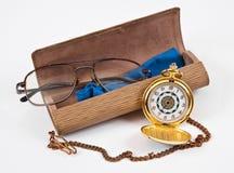 γυαλιά ρολογιών Στοκ Φωτογραφία