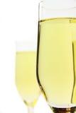 γυαλιά σαμπάνιας στοκ εικόνες με δικαίωμα ελεύθερης χρήσης