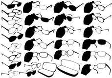 Γυαλιά σε τρισδιάστατο Στοκ φωτογραφία με δικαίωμα ελεύθερης χρήσης