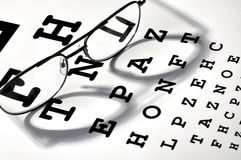 γυαλιά Στοκ Εικόνα