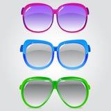 Γυαλιά 3 Στοκ φωτογραφία με δικαίωμα ελεύθερης χρήσης