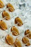 Γυαλιά Cogniac Στοκ Εικόνες