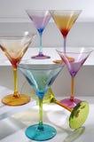 γυαλιά martini στοκ εικόνες με δικαίωμα ελεύθερης χρήσης