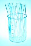 γυαλικά χημείας στοκ φωτογραφίες με δικαίωμα ελεύθερης χρήσης