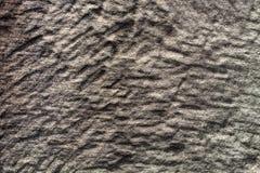 Γυαλισμένη φωτογραφία σύστασης πετρών φυσική πέτρα ανασκόπησης Ξεπερασμένη ανακούφιση βράχου Παλαιός τοίχος πετρών κτηρίου Στοκ Εικόνες