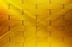 γυαλισμένη χρυσός σύσταση Στοκ Εικόνες