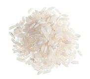 γυαλισμένο ρύζι σωρών πολύ στοκ φωτογραφία