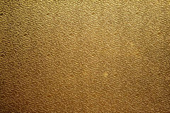 γυαλί ανασκόπησης χρυσό Στοκ Φωτογραφία