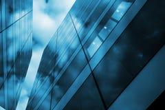 γυαλί αρχιτεκτονικής σύ&gam στοκ εικόνα με δικαίωμα ελεύθερης χρήσης