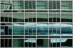 Γυαλί καθρεφτών Στοκ Εικόνες