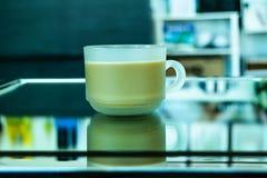 Γυαλί καφέ Στοκ εικόνες με δικαίωμα ελεύθερης χρήσης