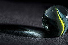 Γυαλί μαρμάρινο μακρο α Στοκ Εικόνες