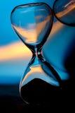 Γυαλί ώρας Στοκ φωτογραφίες με δικαίωμα ελεύθερης χρήσης