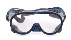 Γυαλιά ασφάλειας Στοκ Εικόνες