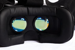 Γυαλιά εικονικής πραγματικότητας Στοκ Εικόνα