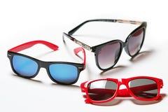 Γυαλιά ηλίου συλλογής Στοκ φωτογραφία με δικαίωμα ελεύθερης χρήσης