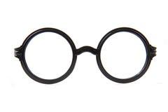Γυαλιά κύκλων που απομονώνονται Στοκ Φωτογραφίες