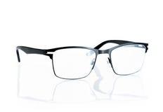 Γυαλιά μαυρισμένων ματιών που απομονώνονται Στοκ Εικόνα