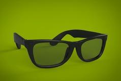 Γυαλιά μαυρισμένων ματιών Στοκ εικόνα με δικαίωμα ελεύθερης χρήσης