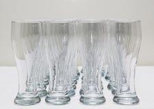 γυαλιά που τίθενται Στοκ Εικόνα