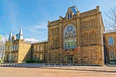 Γυμνάσιο σε Ventspils στη Λετονία Στοκ Εικόνες