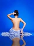 γυμνές όμορφες νεολαίε&sigmaf Στοκ Φωτογραφίες
