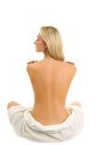 γυμνή γυναίκα Στοκ φωτογραφία με δικαίωμα ελεύθερης χρήσης
