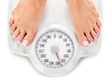 γυμνή λουτρών στάση κλίμακας ποδιών θηλυκή Στοκ φωτογραφίες με δικαίωμα ελεύθερης χρήσης