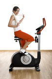 γυμναστική άσκησης Στοκ εικόνα με δικαίωμα ελεύθερης χρήσης