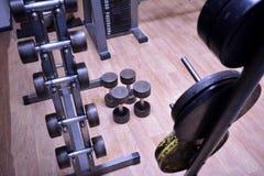 Γυμναστική ή μια αθλητική λέσχη λεπτομερώς Στοκ Εικόνες