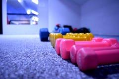 Γυμναστική ή μια αθλητική λέσχη λεπτομερώς Στοκ Εικόνα