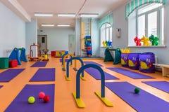 Γυμναστική για τα παιδιά Στοκ Εικόνες